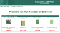 Nar-Anon Online Store